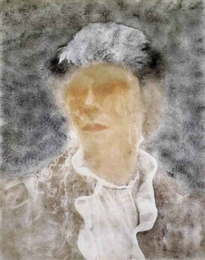 Josef Breitenbach- Sibylle Binder, Munichc. 1933, © The Josef Breitenbach TrustVintage bromoil transfer