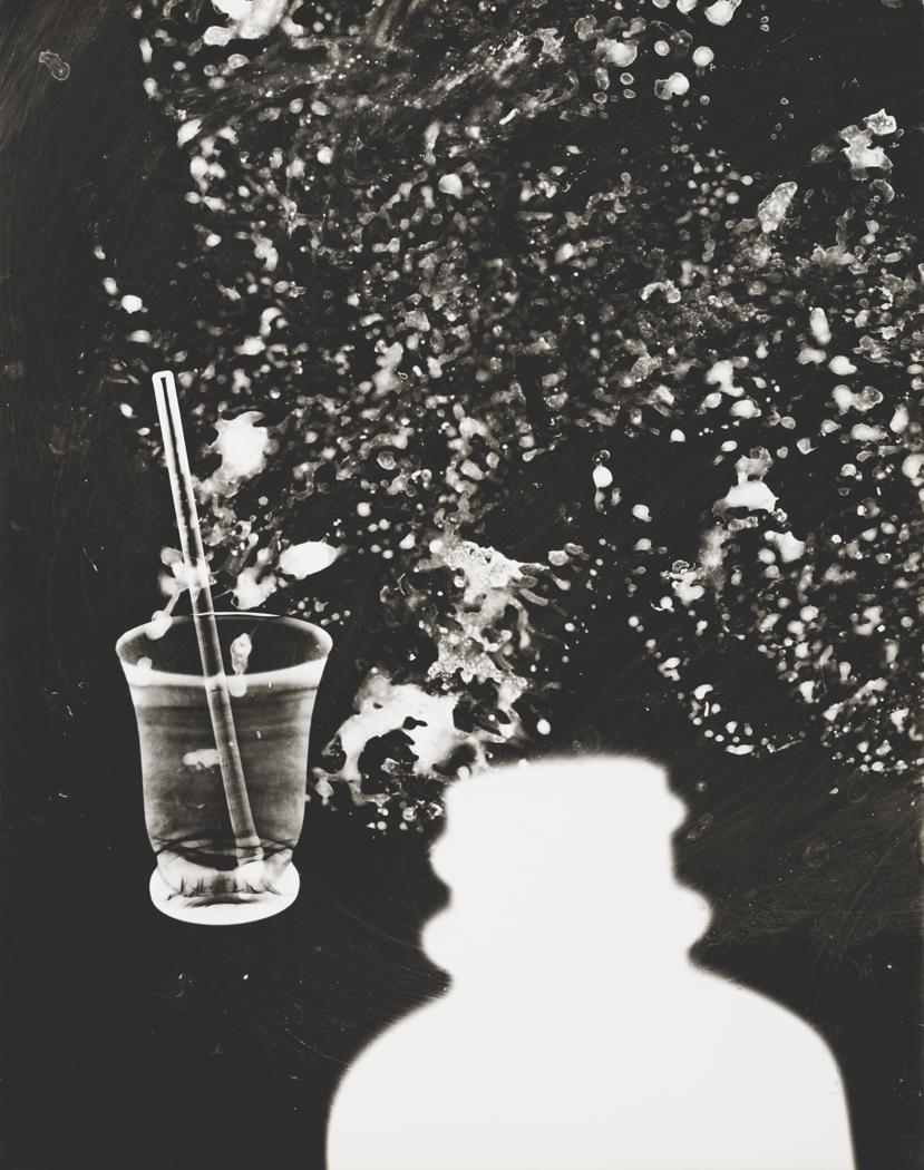 Josef Breitenbach-Untitled , photogram, 1940s
