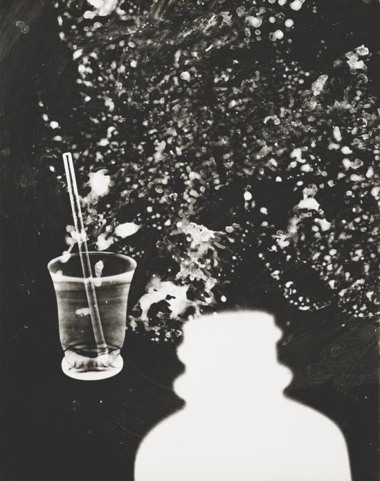 Josef Breitenbach-Untitled , photogram, 1940s