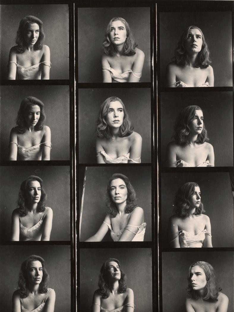 Josef Breitenbach-  Woman Transformed, model Patricia, New York  1942