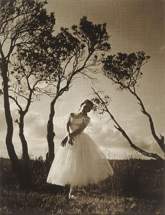 Laurence Le Guay- Sylphides 1940s photomontage, gelatin silver