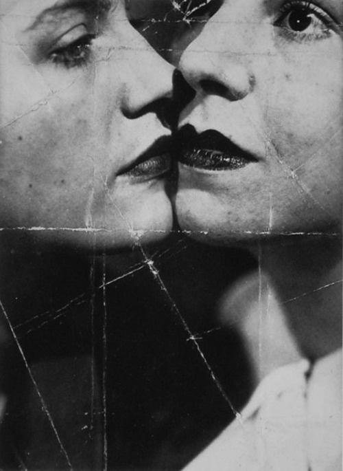 Man Ray, Le baiser. 1932. © Man Ray Trust © ADAGP