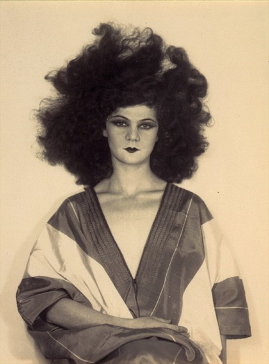 Man Ray- Portrait of the Dancer Helen Tamiris, 1925