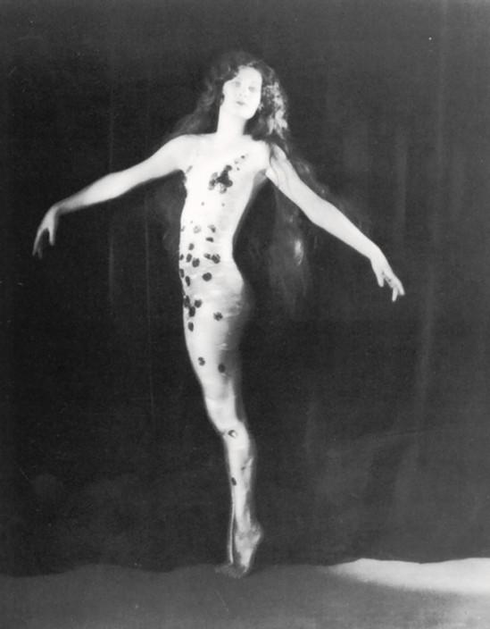 Edwin Bower Hesser-Melva Cornell 1925