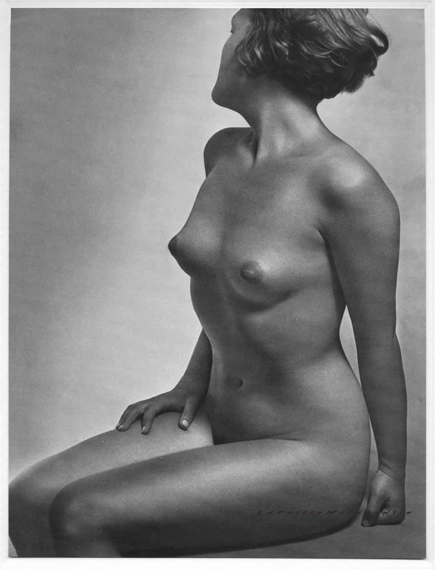 Nude by Willy Zielke #20,Portfolio Das Deutsche Aktwerk edited Bruno Schultz , 1938