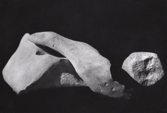 Raoul Ubac - Pierres de Dalmatie III,1933