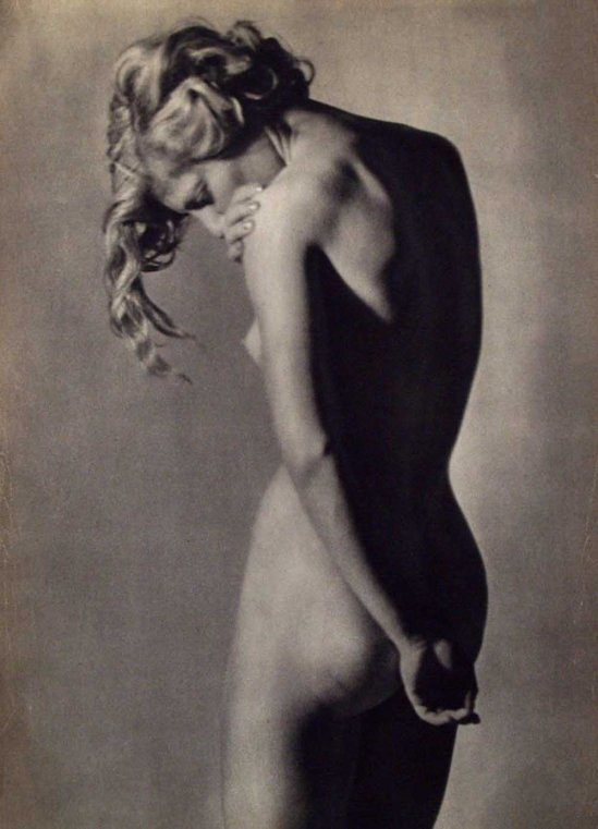 Remy Duval- Nu# 20  photogravure, 1936
