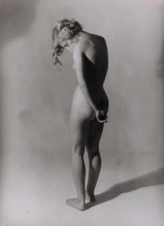 Remy Duval- Nu, modèle Assia 1935