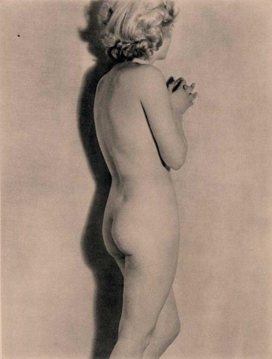 Remy Duval- Nu  photogravure, 1937