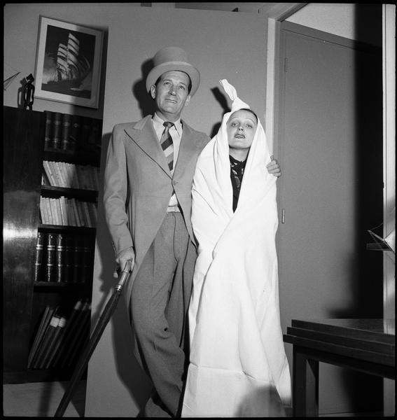 Roger Parry - Albert Préjean Edith Piaf, 1941