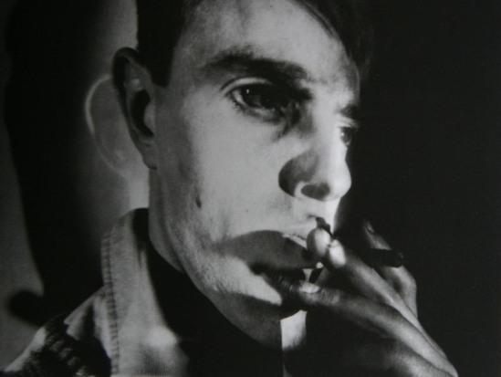 Roger Parry - auto Portrait, nd