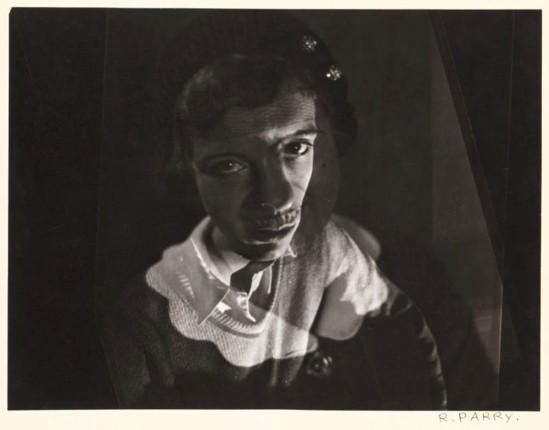 Roger Parry. Double Exposure, Robert Couturier, 1931© Ministère de la Culture - Médiathèque du Patrimoine