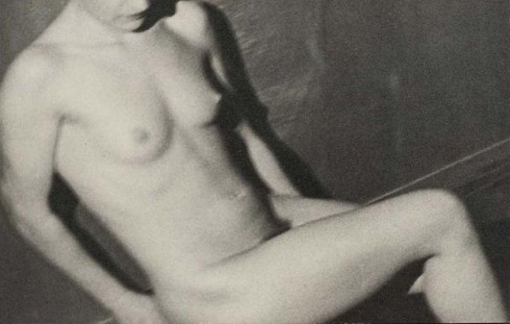 Roger Parry-Nu, années 1930