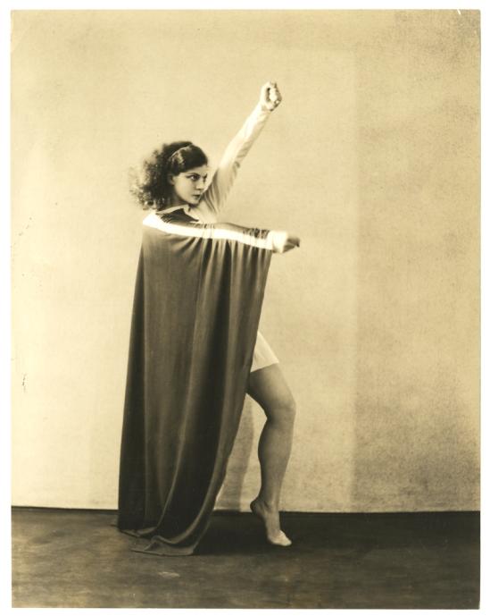 Soichi Sunami- Dancer Helen Tamiris