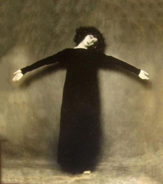 Soichi Sunami. Dancer Helen Tamiris 1927