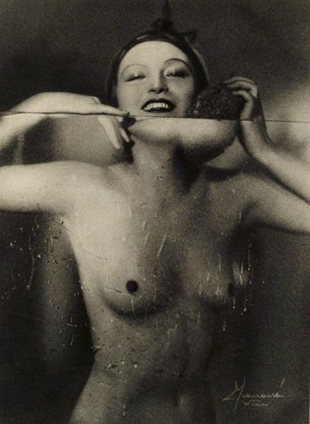 Studio Manassé -« Dans le Bain », 1933