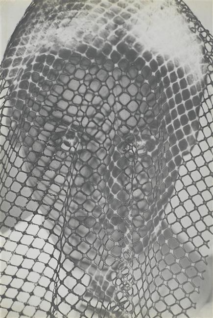 Parry Roger-Femme et voile, 1935