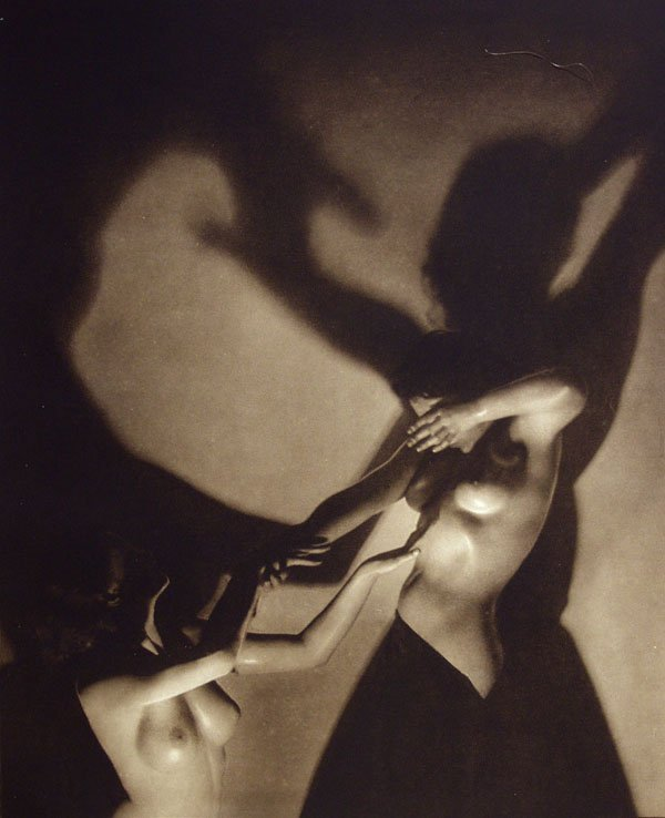 Walter Bird - Dansing os shadows , 1938 From Beauty's Daughters (2)