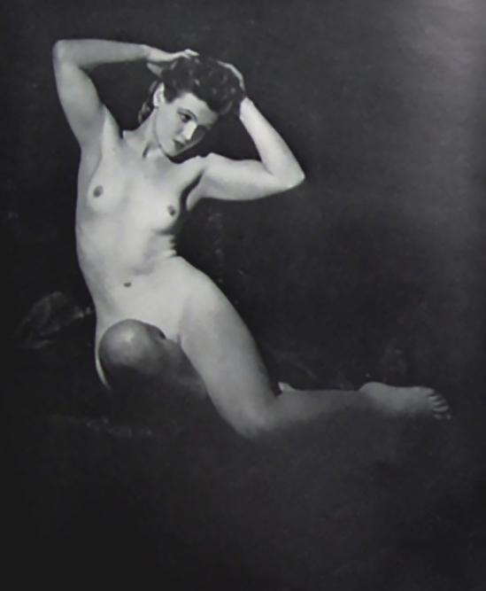Walter Bird Nude # 20 From Beauty's Self John Long Limited, of London,1940
