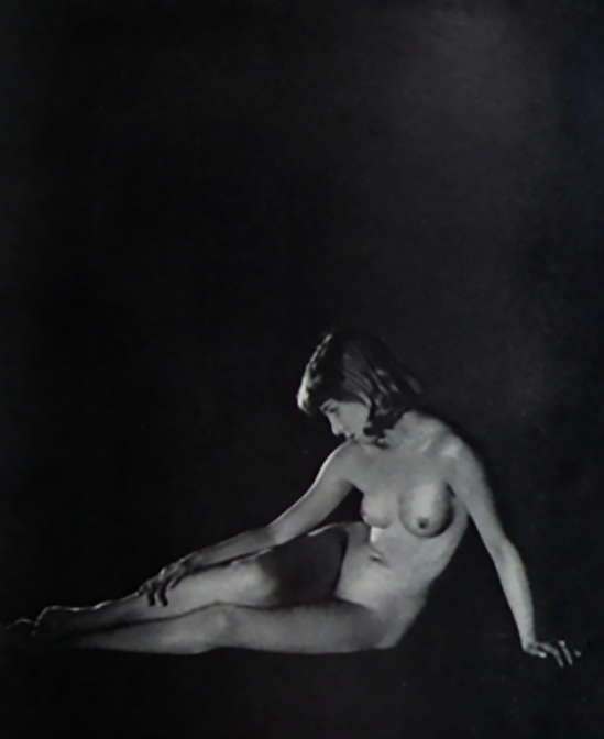 Walter Bird Nude # 34 From Beauty's Self John Long Limited, of London,1940