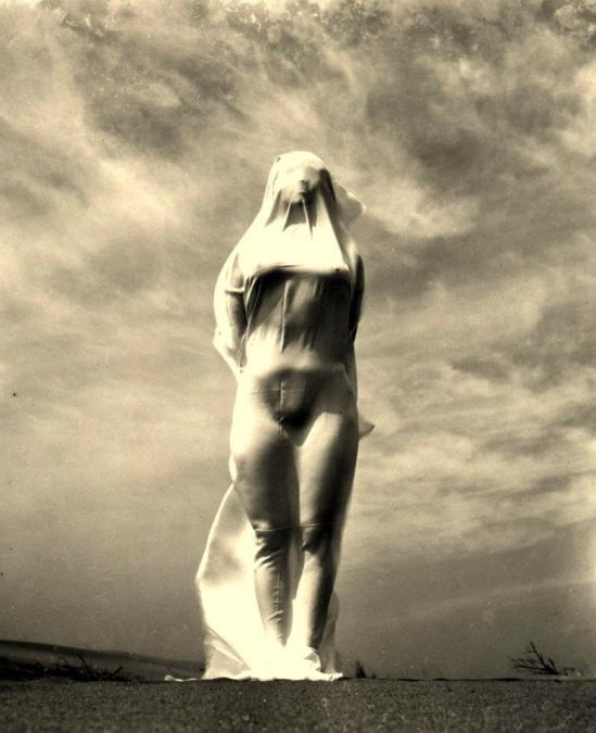 Yamamoto Kansuke - untilteld, ca. 1950
