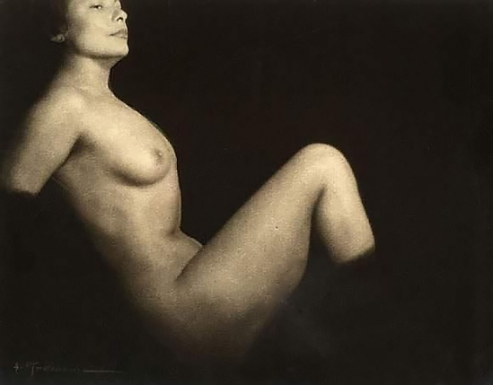 Albert Rudomine - Etude de Nu féminin, 1930 (C) Albert Rudomine