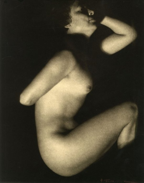 Albert Rudomine - Etude de Nu féminin, 1930(C) Albert Rudomine