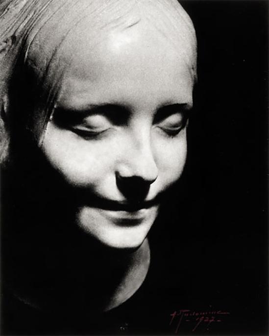 Albert Rudomine - La Vierge inconnue du canal de l'Ourcq, 1927
