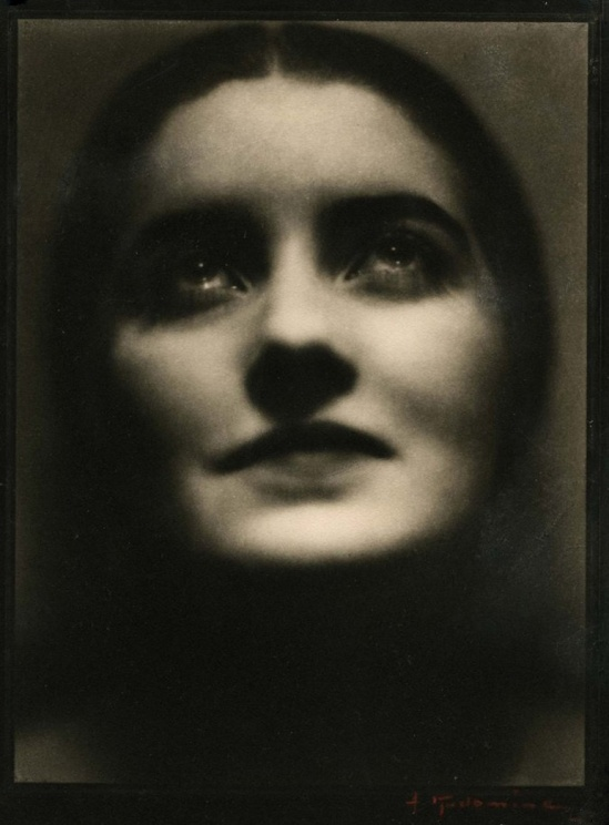 Albert Rudomine -Marcelle Chantal , Extase, 1927 (C) Albert Rudomine