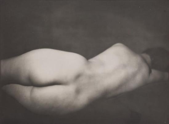 Albert Rudomine-Nu allongé, années 1920 (C) Albert Rudomine