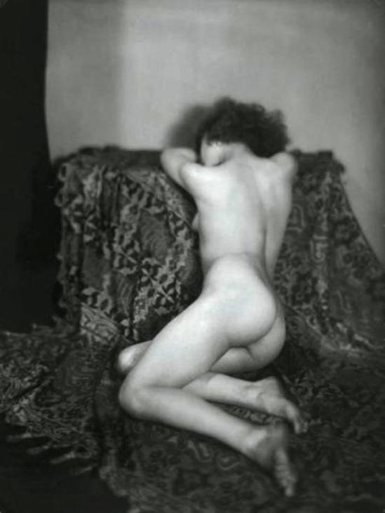 Albert Rudomine - Nu au canapé, 1935