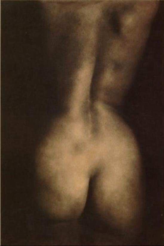 Albert Rudomine -Nu de dos ,1925 C) Albert Rudomine