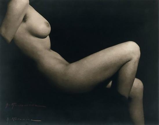 Albert Rudomine - Nu féminin, 1925.