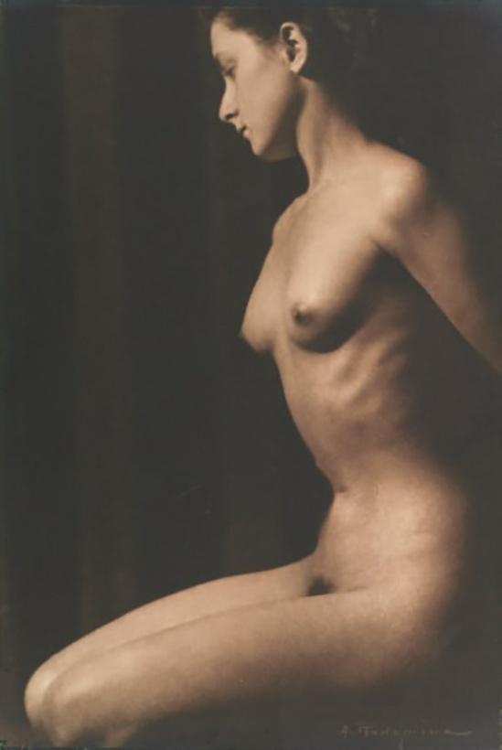 Albert Rudomine Nu féminin, ca. 1925.