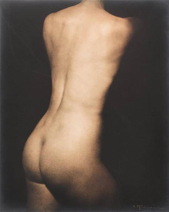 Albert Rudomine Nu féminin de dos, ca. 1930.