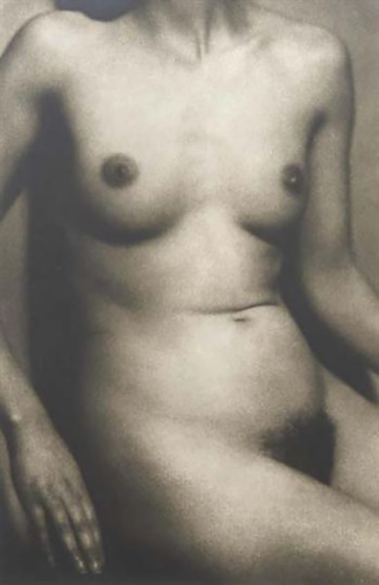 Albert Rudomine- Nu feminin , 1930 (C) Albert Rudomine