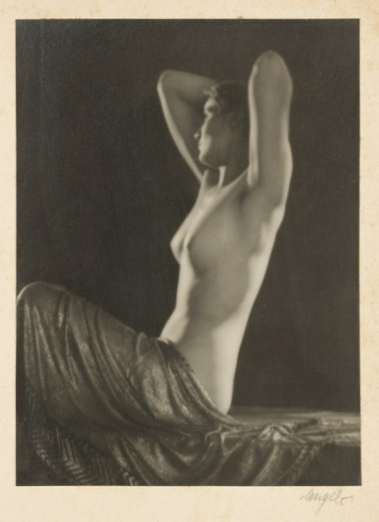 Angelo Pál Funk -Nude , 1930s