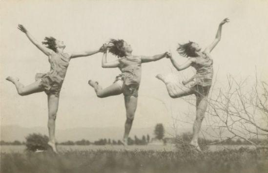 Angelo Pál, Funk Pinkász -Dancers,c.1920