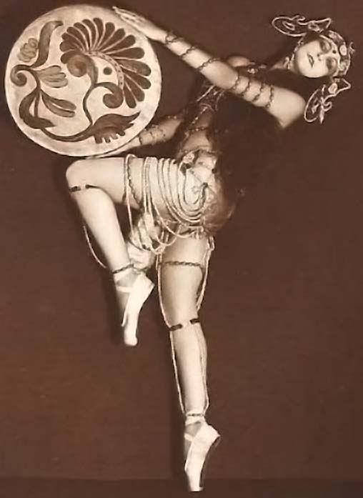 Unknown -Anita Berber, 1920s