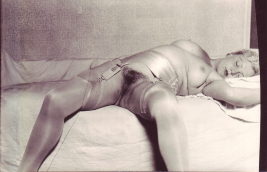 Anonymous- Erotic nude #1 , 1936