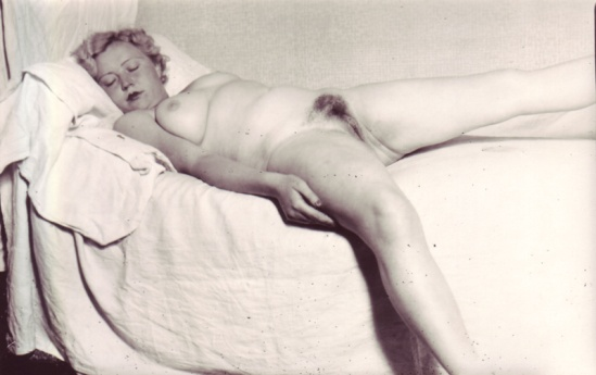 Anonymous- Erotic nude #3 , 1936