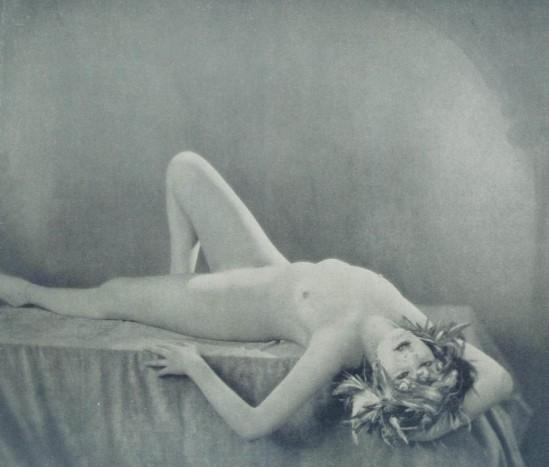 Atelier Binder anita Berber From Das Leben 1931