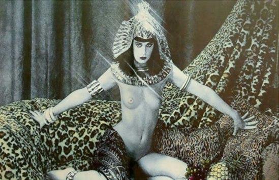 Bob Carlos Clarke - The Illustrated Delta of Venus #1, 1980
