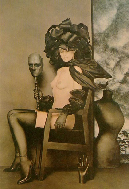 Bob Carlos Clarke - The Illustrated Delta of Venus #18,1980