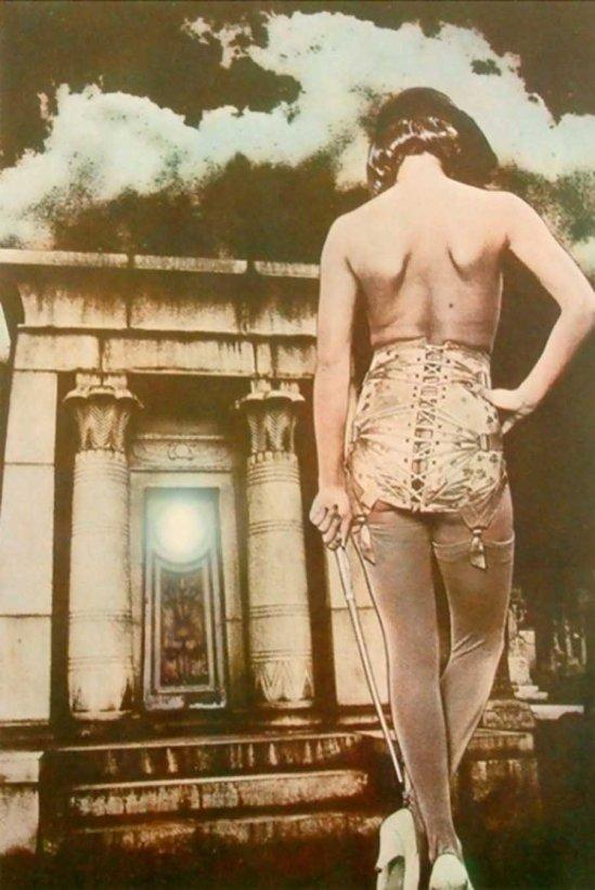 Bob Carlos Clarke - The Illustrated Delta of Venus #4, 1980