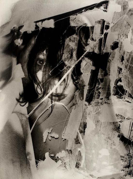 Edmund Kesting -Zwischen Trämmern 1945