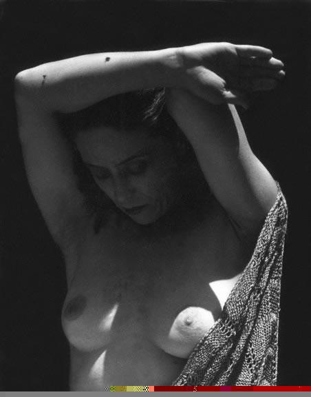 Imogen Cunningham- Martha Graham ,1931 11