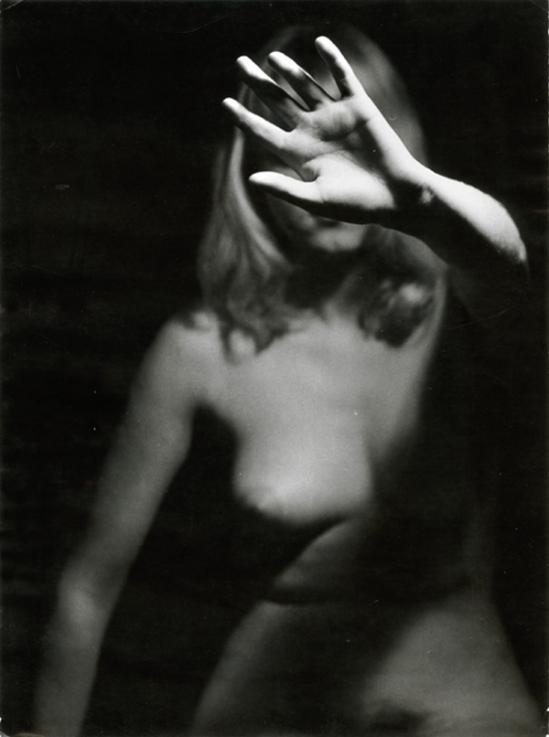 Ladislav Postupa – Conscience, Variant (Female Nude), 1966