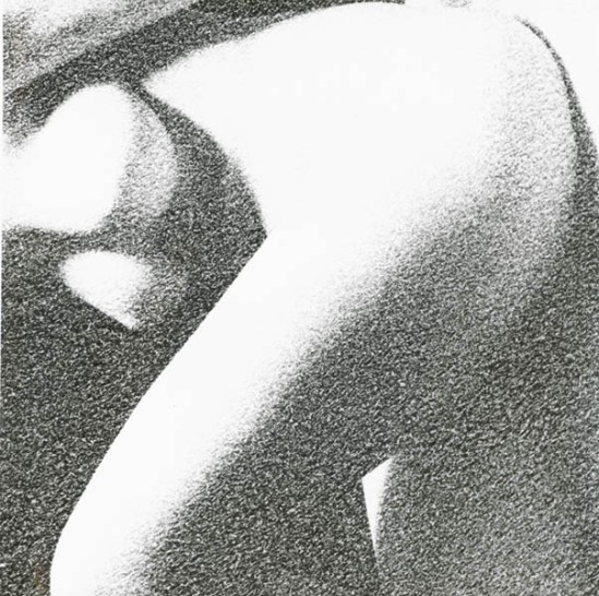 Ladislav Postupa-Female Nude, 1969