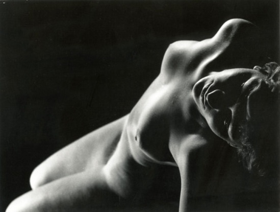 Ladislav Postupa - Female Nude (detail), 1970s. (2)